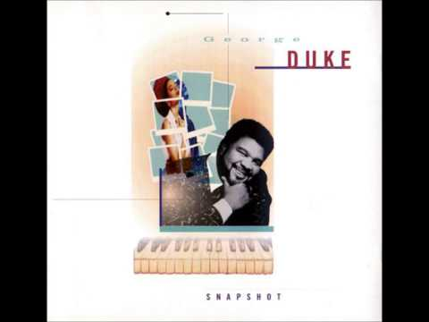 GEORGE DUKE   NO RHYME, NO REASON