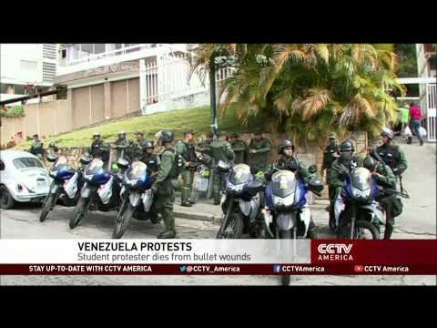 Venezuela Protests: Violence Escalates in Capital