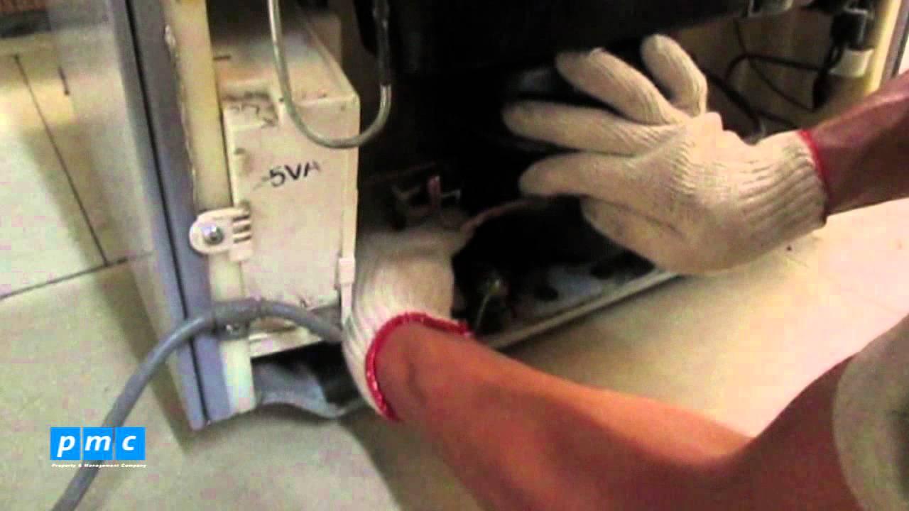 Quy trình vệ sinh và bảo dưỡng tủ lạnh- Bảo trì hệ thống kỹ thuật