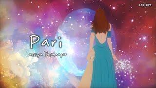 Pari (Official Lyric Video) - Lakshya Bhatnagar - Kal Aaj aur Kal