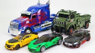 Transformers Autobot AOE Oversized Optimus Prime TLK hound Bumblebee Crosshairs Drift Car Robot Toys