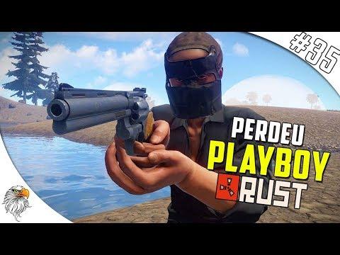 RUST VANILLA - PERDEU PLAYBOY #35