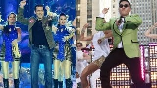 I Did Gangnam Style 2 Years Back In Just Chill - Salman Khan