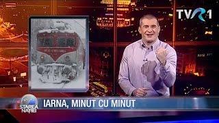 Starea Naţiei: Iarna, minut cu minut