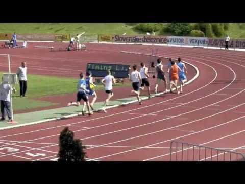 Jost Kozan 800 m 1:53,02