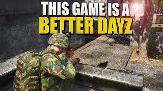 THIS GAME IS A BETTER VERSION OF DAYZ (SCUM Game) Part 1/3