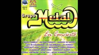 Grupo Metal - En vivo !! (Full Album)