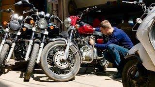 Индийский Треш Эп.4 Покупка мотоцикла БУ