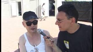 The Bates 1998. Interview mit Zimbl und Klube. Highfieldfestival.