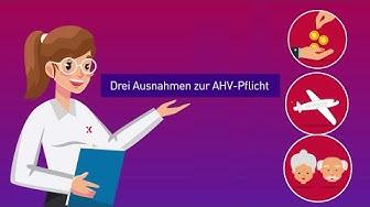 AHV-Beitragspflicht Schweiz – wer muss AHV bezahlen? I Lohnbuchhaltung Schweiz I Kwaxx
