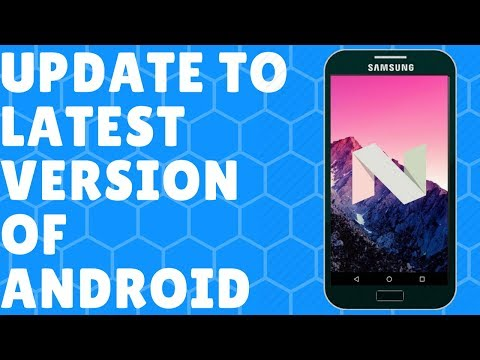How To Update Any Android Device To Latest Version (2019)| Easy!