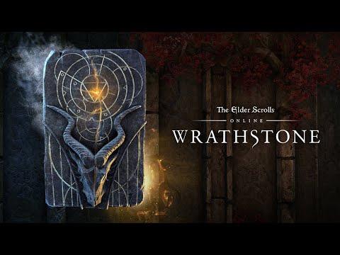 Новое обновление в TES Online - Wrathstone