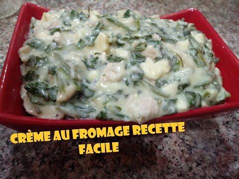 crème-au-fromage-recette-facile