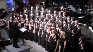 "Judson University Choir - ""Hallelujah, What A Savior"""