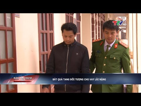 Bắt đối Tượng Cho Vay Lãi Nặng, Tín Dụng đen ở Triệu Sơn