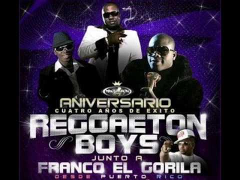 reggaeton boys ft franco el gorila bailame