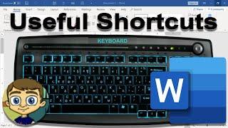 Most Useful Microsoft Word Keyboard Shortcuts