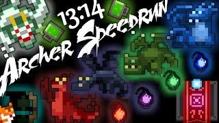 LoD Solo - Archer Speedrun (13:14)