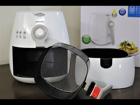 Philips Airfryer HD9216/81 Unboxing and Review | Airfryer at Best Price