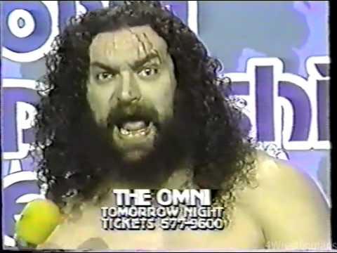 NWA World Championship Wrestling March 1983