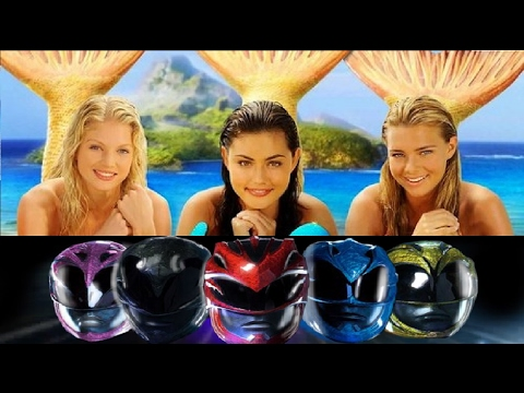 Power Rangers Girl Cover Opening Theme H2O Just Add Water