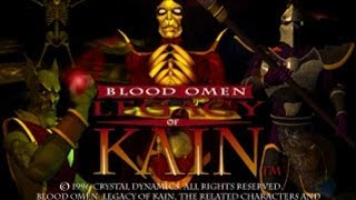 PSX Longplay - Blood Omen: Legacy of Kain (100%) (Part 1 of 3)
