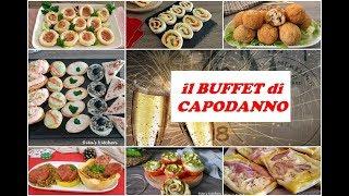 IL BUFFET DI CAPODANNO- New's year buffet