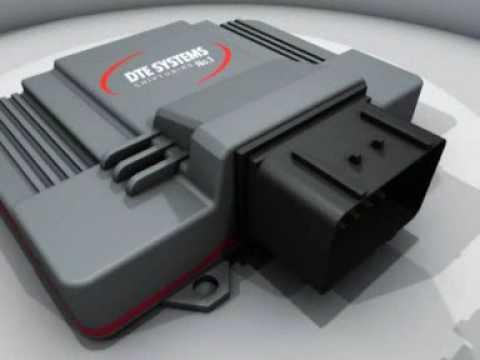 3D Walk-around Animation of DTE Diesel Tuning Box