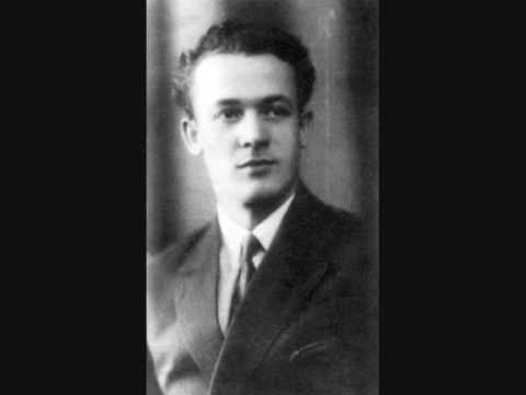 Sergei Lemeshev- Glinka Romance 1936