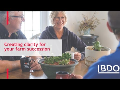 Creating clarity for your farm succession | BDO Canada