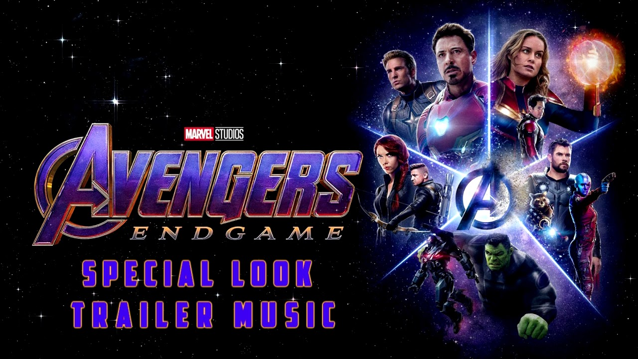 Download Avengers:Endgame Special Look Trailer Music