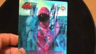 スーパー戦隊シリーズ ボウケンジャー ホログラム ボウケンピンク ボウ...