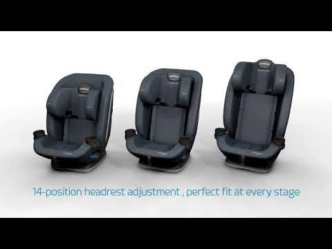 Introducing Maxi-Cosi Magellan 5-in-1 Convertible Car Seat - YouTube