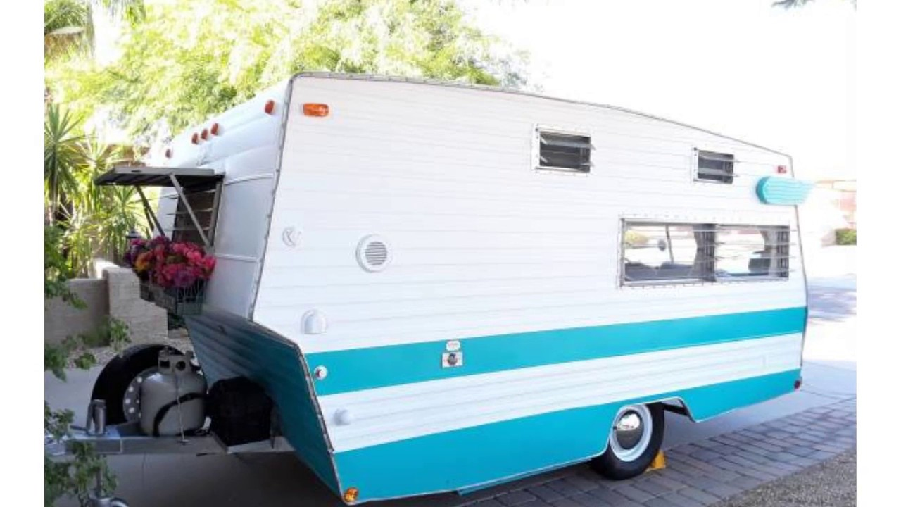 1969 Shasta Loflyte Vintage Travel Trailer