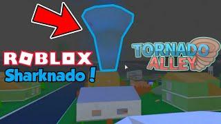 Sharknado Comes BACK! Roblox Tornado Alley 2