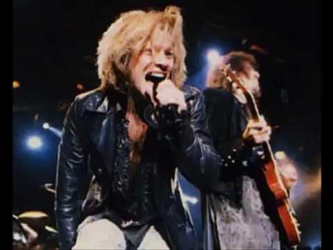 Bon Jovi - Ride The Night Away