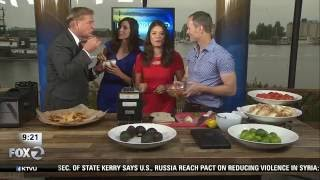 Mornings on 2: Healthy Tailgate Food