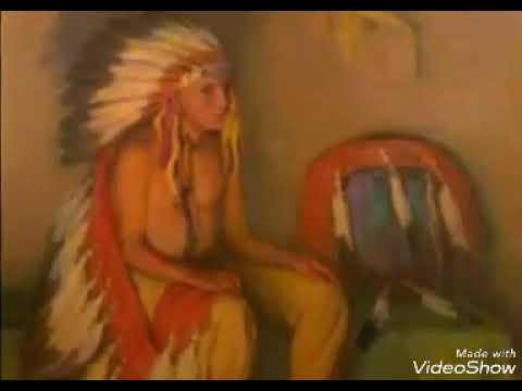 Joseph Henry Sharp Native American