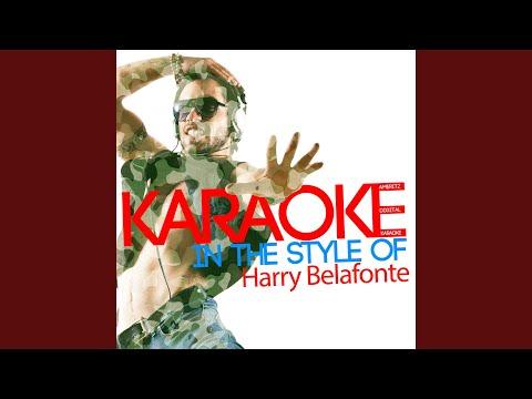 Banana Boat Song (Day-O) (Karaoke Version)