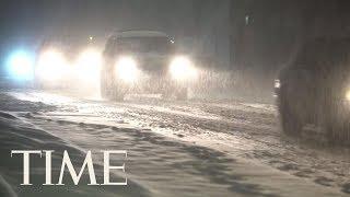 Major Winter Storm Wreaks Havoc In Northeastern U.S. | TIME