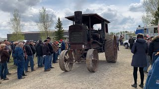 Rare tractor auction! we sell, how will...