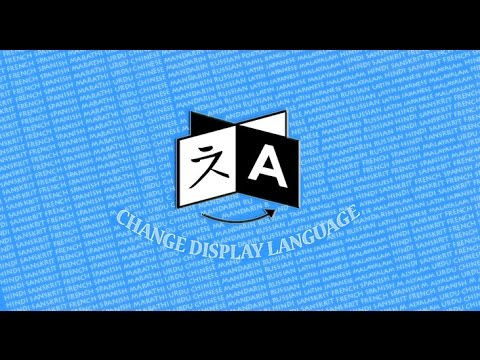 youtube how to change language in windows 7