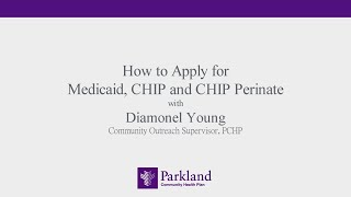How to Apply f๐r Medicaid, CHIP, and CHIP Perinate