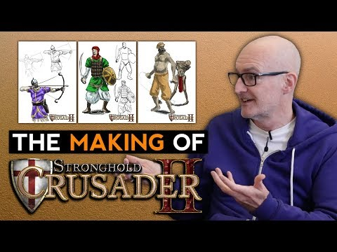 The Making of Stronghold Crusader 2