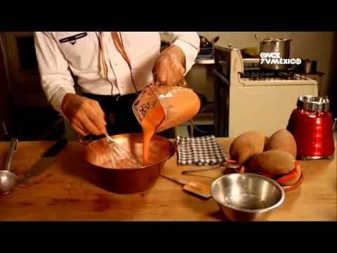 Tu Cocina Yuri de Gortari  Ayocotes en adobo  YouTube