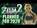 Breath of the Wild 2 Release Leak! PLANNED For 2020!