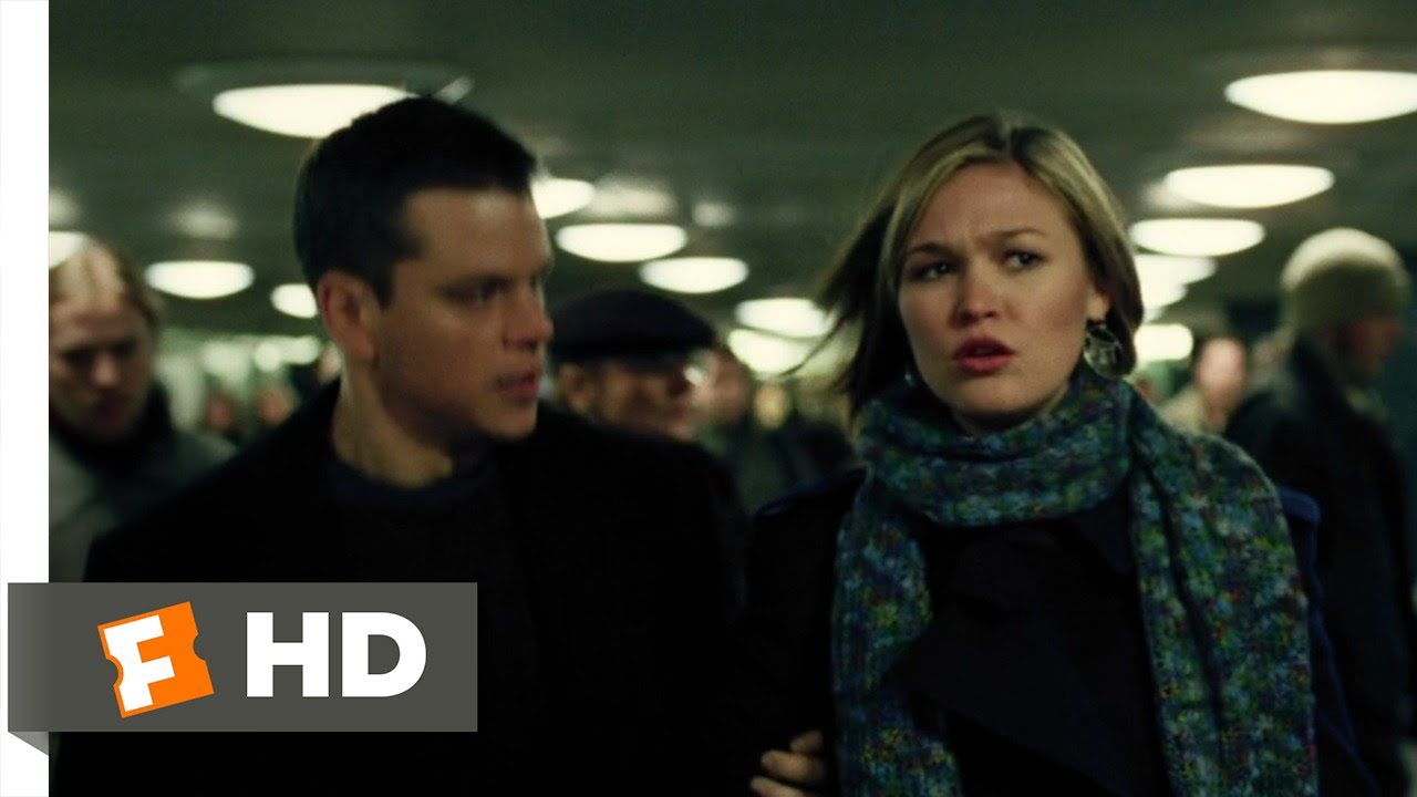 2c566f7a4 The Bourne Supremacy (5/9) Movie CLIP - Interrogating Nicky (2004) HD