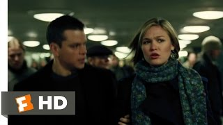 The Bourne Supremacy (5/9) Movie CLIP - Interrogating Nicky (2004) HD