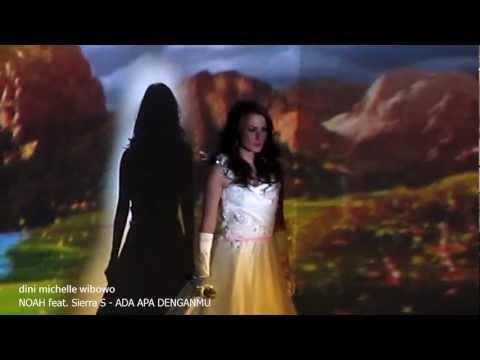 NOAH feat. Sierra Soetedjo - ADA APA DENGANMU live at ANTv Viva La Vida Jakarta Indonesia 2013