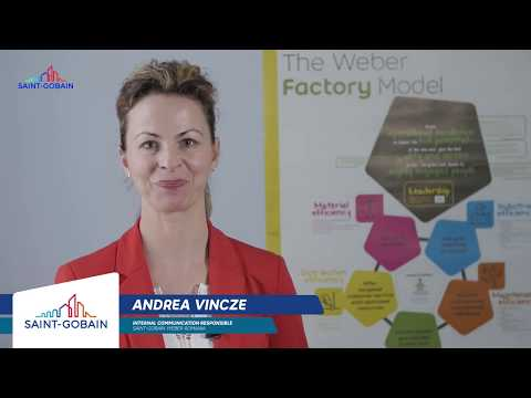 [Saint-Gobain Live Journey] Romania: How Saint-Gobain Weber supports people's development journey